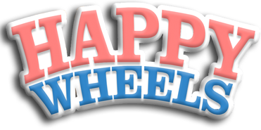 Happy wheels Logos.