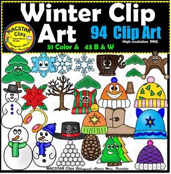 Happy Winter ClipArt Images Clip Art.