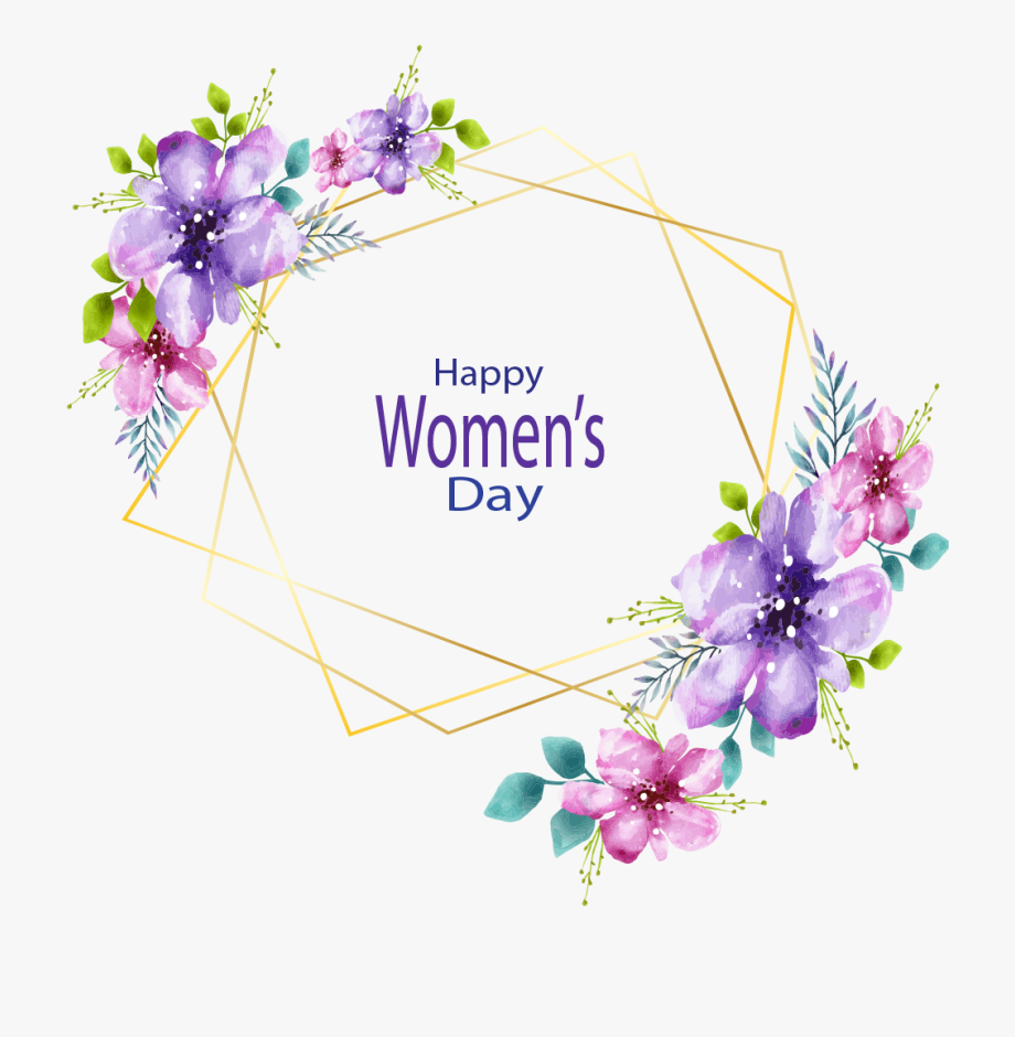 Happy Women\'s Day Png , Transparent Cartoon, Free Cliparts.