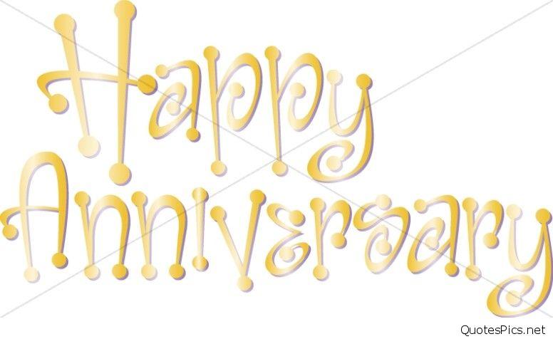 Happy Work Anniversary Clipart Clipground