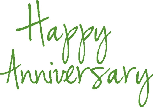 happy work anniversary clipart #9