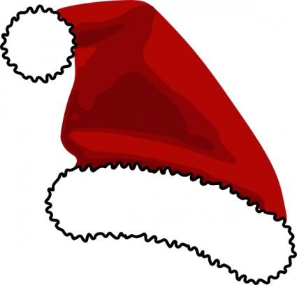 Santa har clipart.