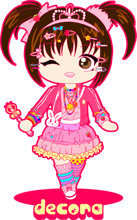 1000+ images about Decora Kei ``☂ on Pinterest.