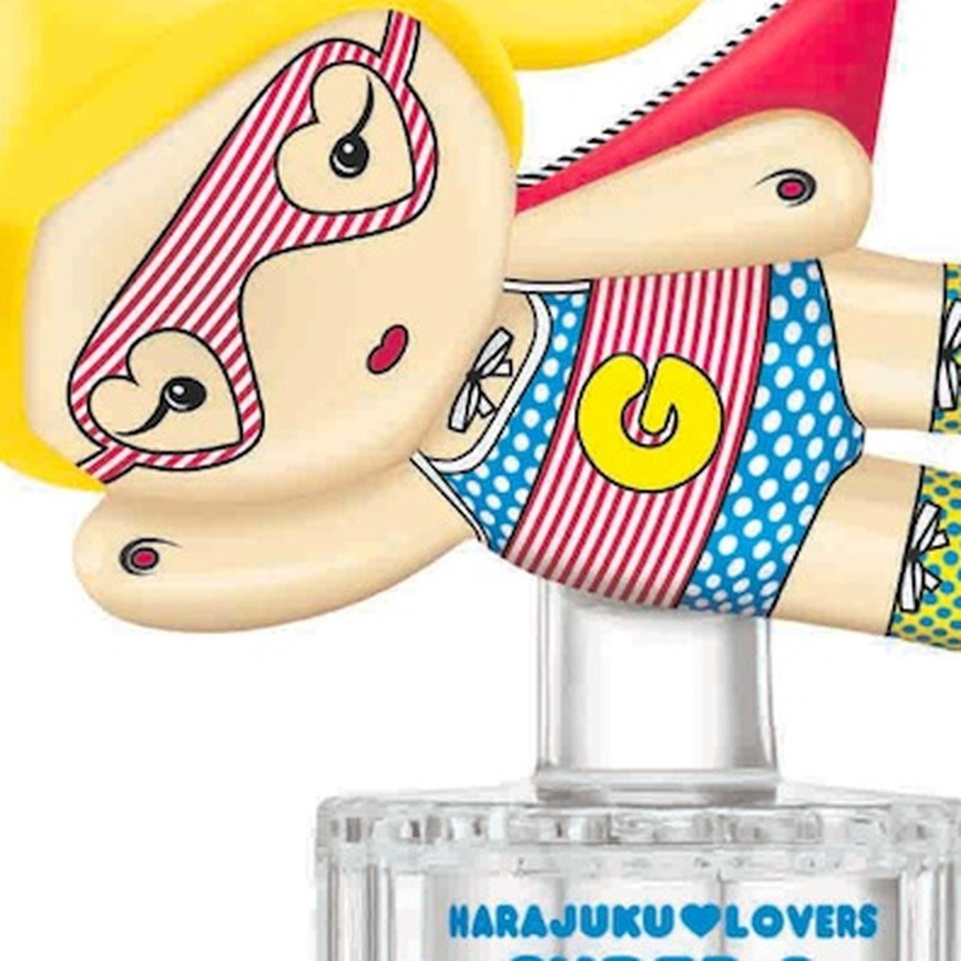 So Cute We Die: Gwen Stefani\'s Super G Harajuku Lovers.