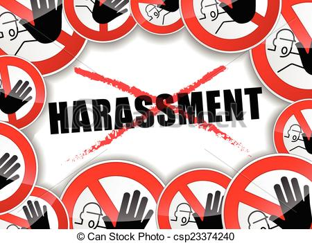 Harassment Clip Art and Stock Illustrations. 916 Harassment EPS.