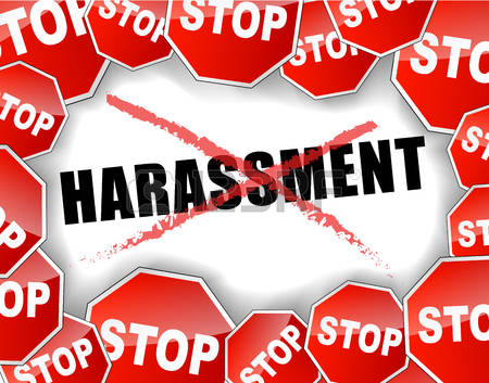 1,131 Harassment Cliparts, Stock Vector And Royalty Free.