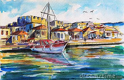 Clip Art Harbor.