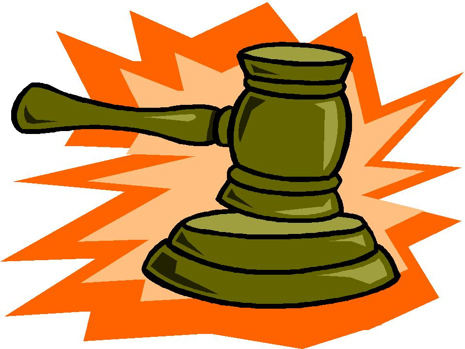 Judicial Judges Clipart.