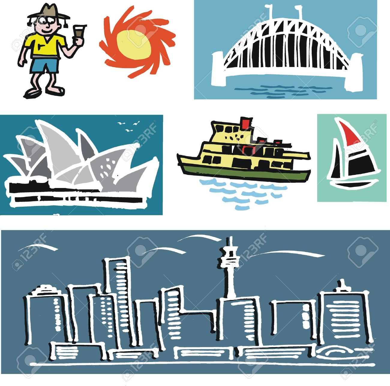 26,176 Harbour Stock Vector Illustration And Royalty Free Harbour.