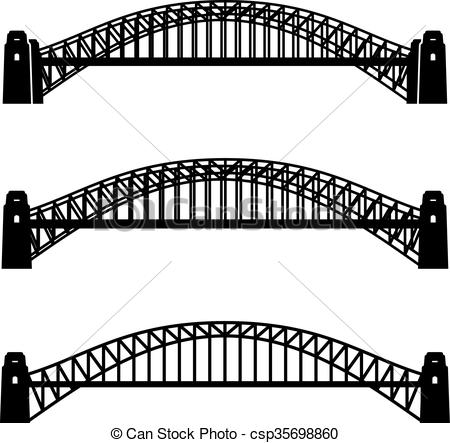 Harbour bridge Clip Art and Stock Illustrations. 270 Harbour.