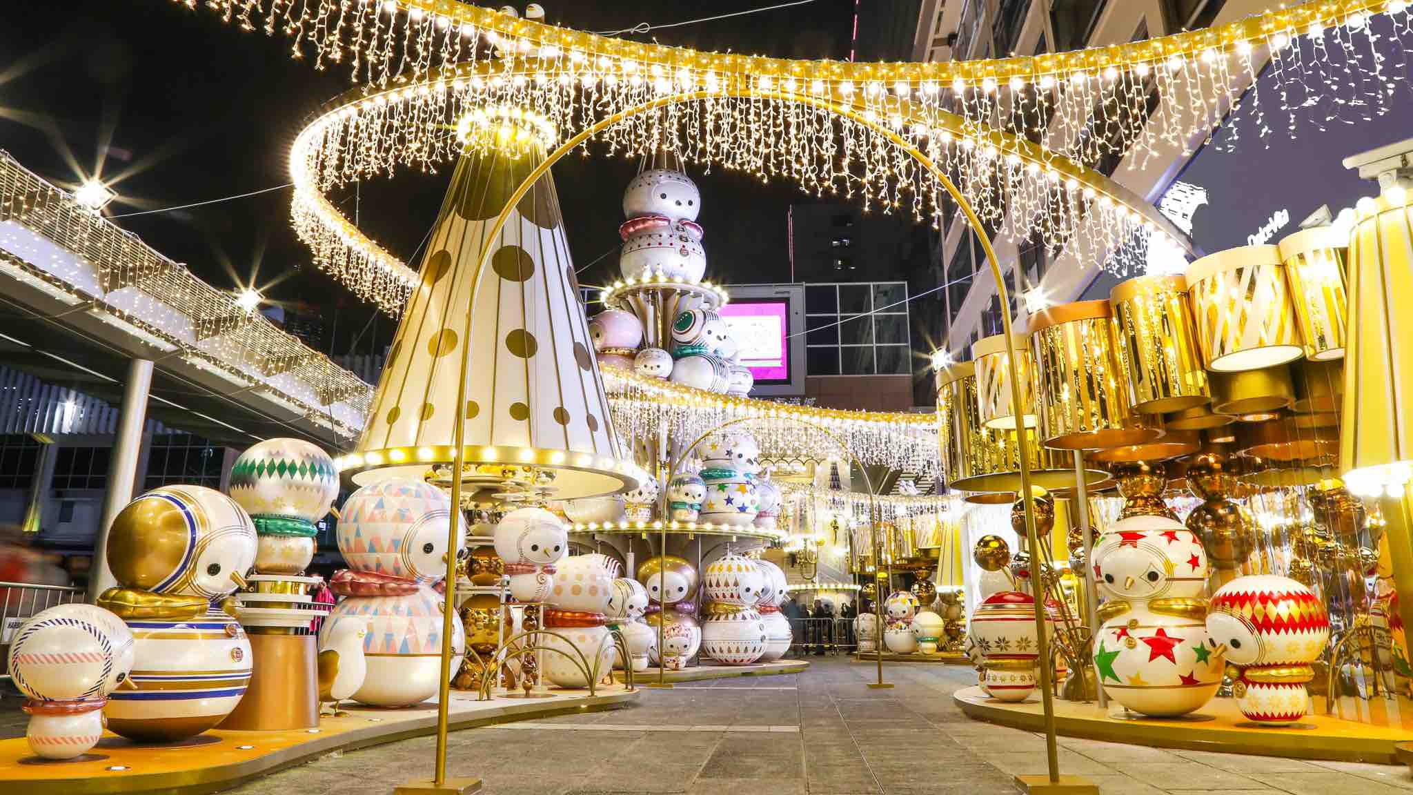 Harbour City Invites All To Celebrate Christmas Together, Hong.