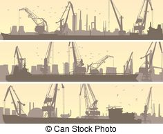 Derrick crane Vector Clip Art Illustrations. 440 Derrick crane.