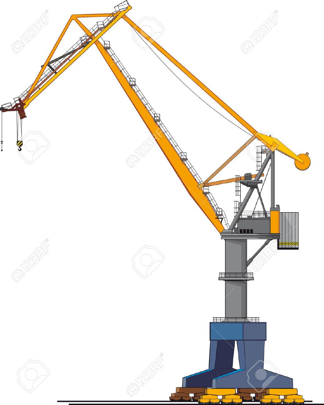 Harbor Freight Gantry Crane >> Harbour cranes clipart 20 free Cliparts | Download images ...