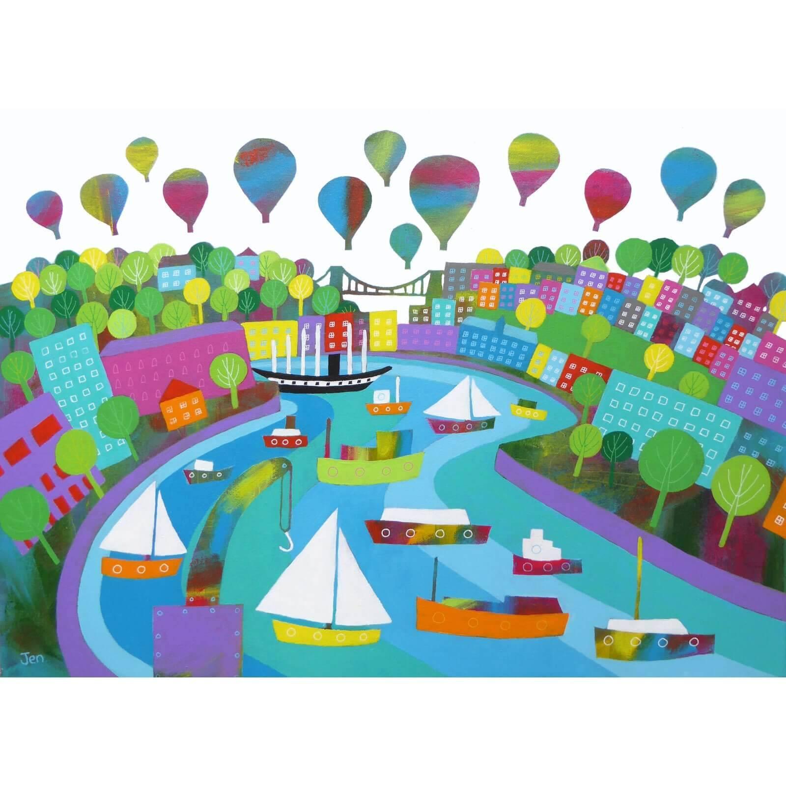 Bristol Harbour Festival.