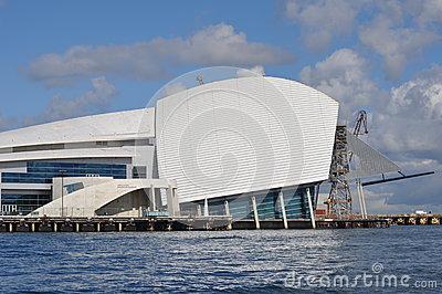 Fremantle Maritime Museum Perth Stock Photo.