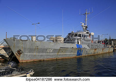 Stock Images of Coast guard ship Maru PVL.