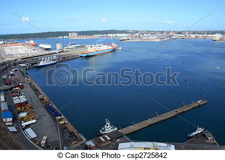 Stock Photo of harbour view.