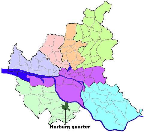 Harburg (quarter).
