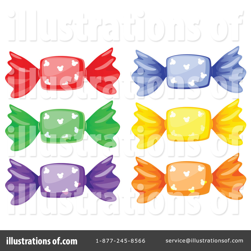 Hard Candy Clipart #1148310.