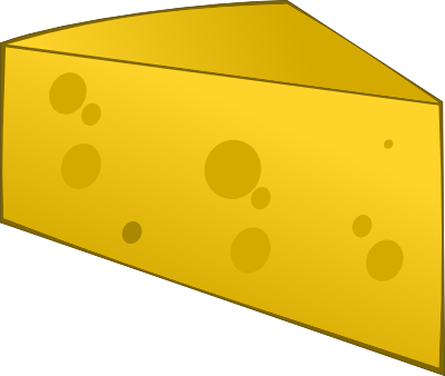 Cheese clip art.