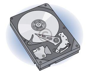 Clipart hard drive.