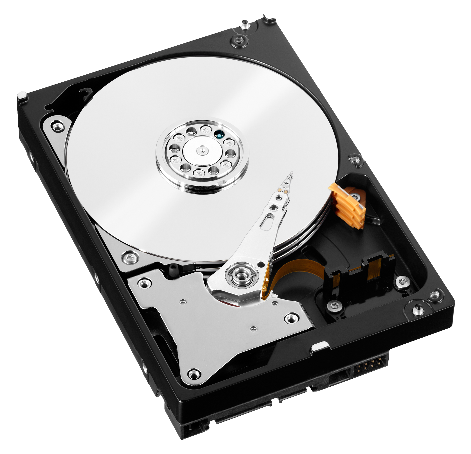 HDD Hard Disk Drive PNG Image.