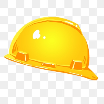 Safety Hat PNG Images.