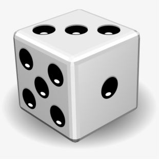Dice clipart hard object, Dice hard object Transparent FREE.
