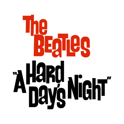 A Hard Day's Night transparent PNG.
