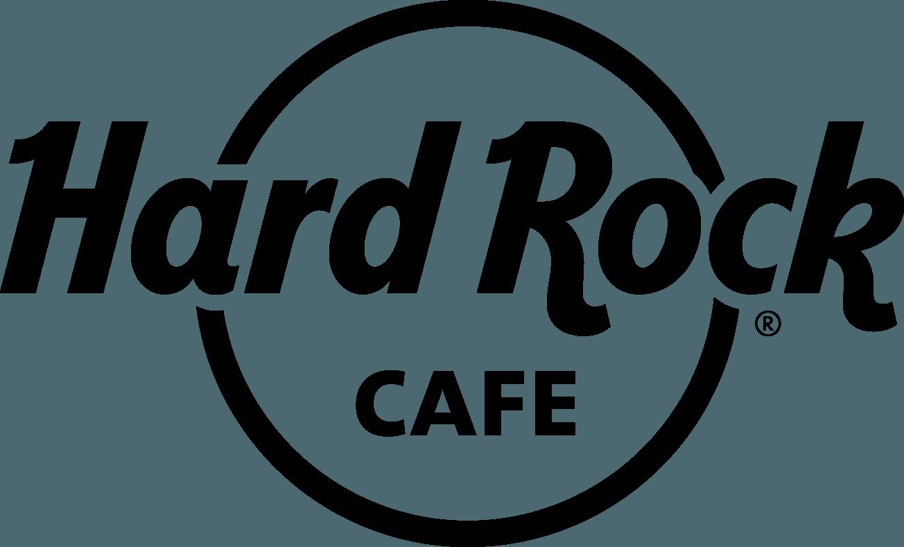 Hard Rock Cafe Logo Download Vector.