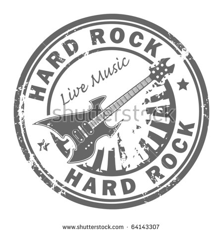 Hard Rock Music Stock Photos, Royalty.