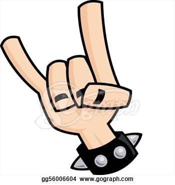 Clipart hard rock.
