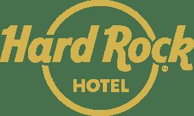Hard Rock Hotel Logo transparent PNG.