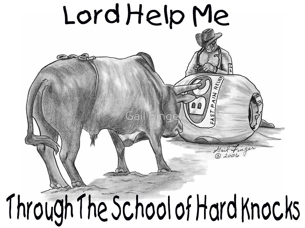 Lord Help Me Through the School of Hard Knocks