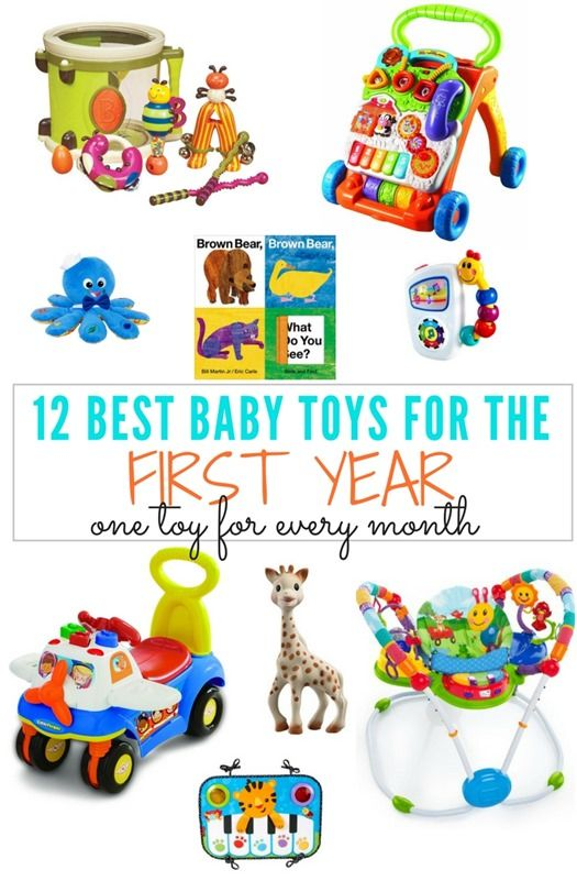 1000+ ideas about Best Baby Toys on Pinterest.