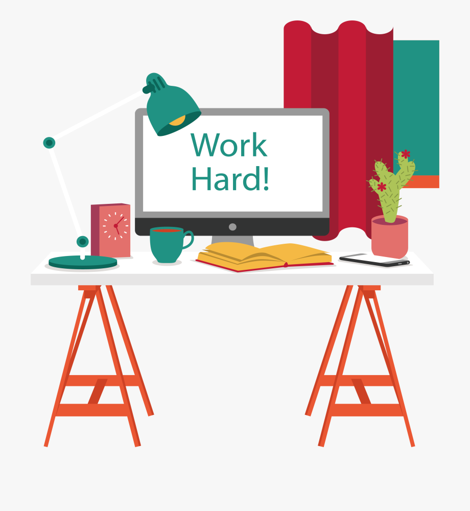 Clip Art Hard Work Posters Transprent Png Ⓒ.