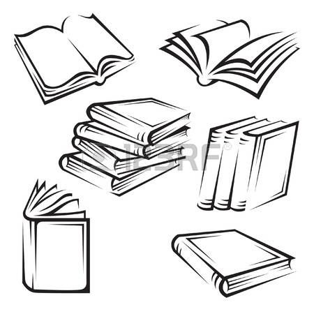 6,583 Hardcover Stock Vector Illustration And Royalty Free.