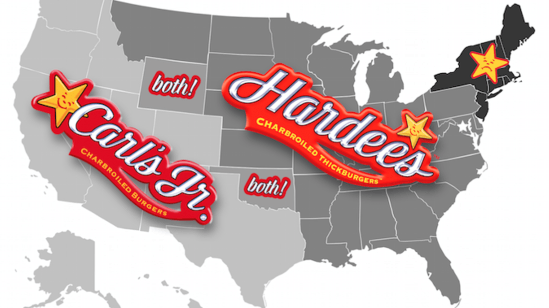 What\'s the Difference Between Hardee\'s and Carl\'s Jr.