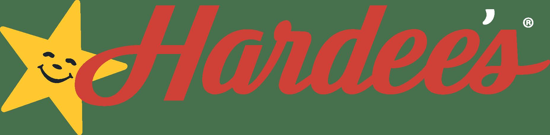 Hardees Logo Download Vector.