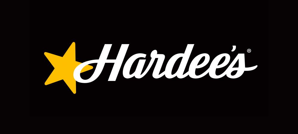 Hardee\'s new Logos.
