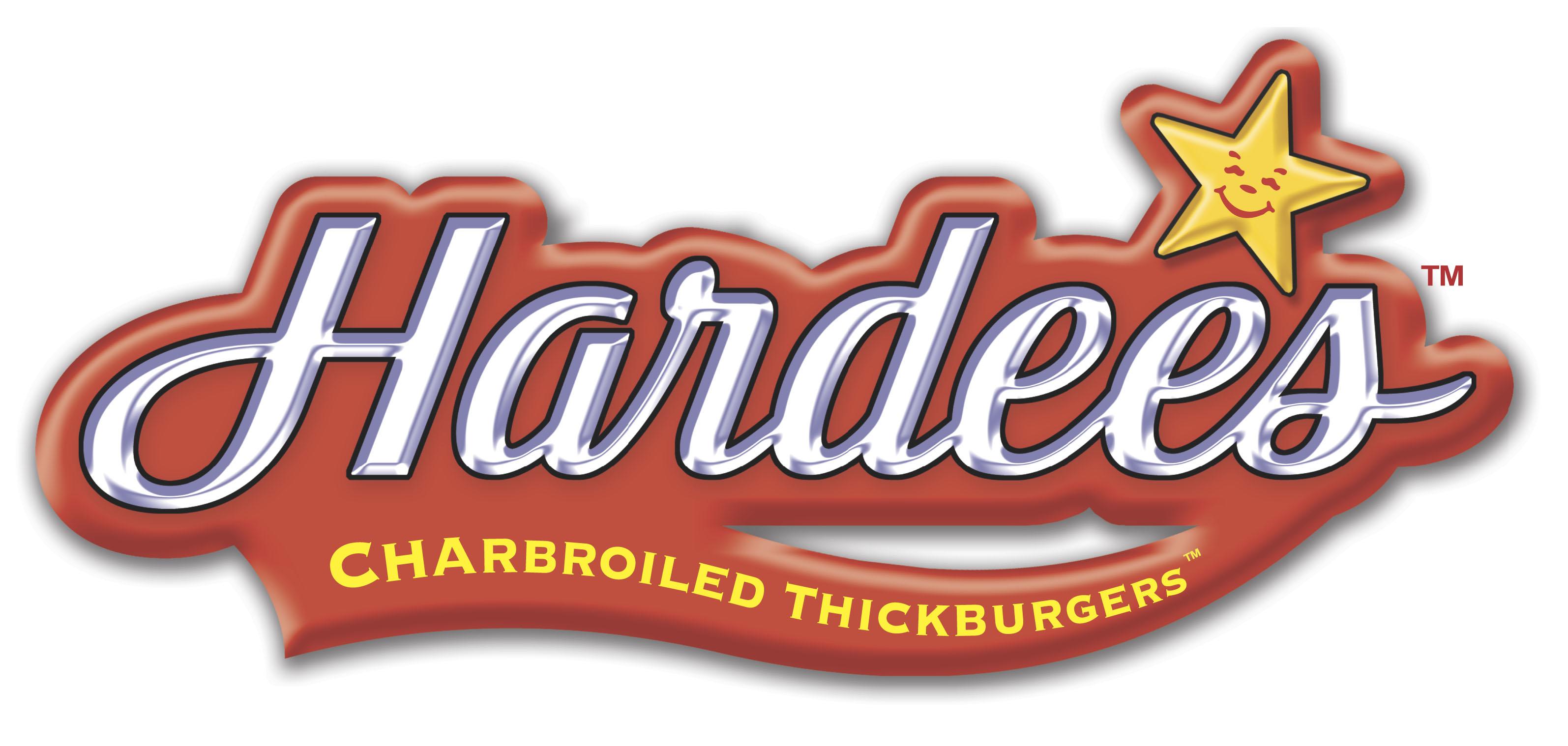 Hardees Logos.