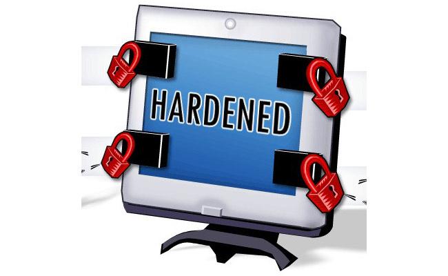Linux Hardening.