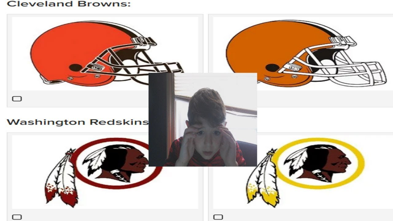Hardest NFL Logo Quiz EVER!.
