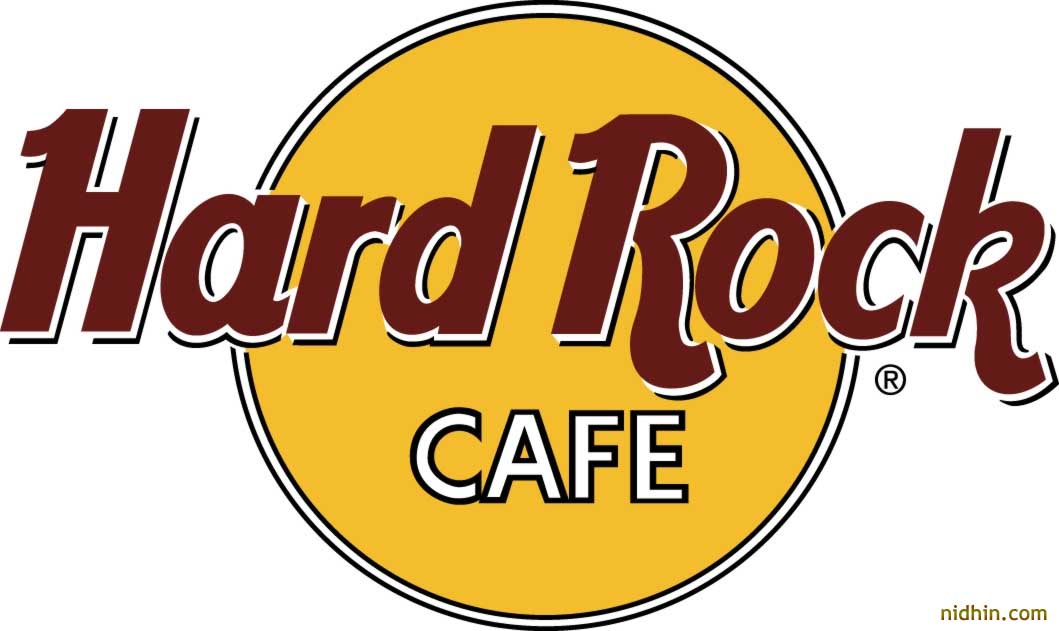 Clipart hard rock cafe.