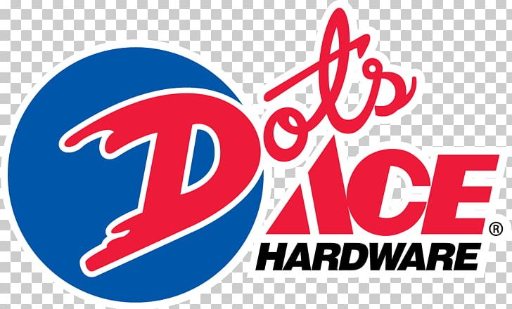 Dot\'s Ace Hardware Logo Ace Hardware & Sports DIY Store PNG.