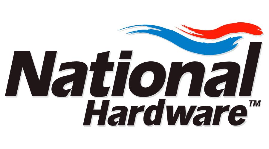 National Hardware Logo Vector.