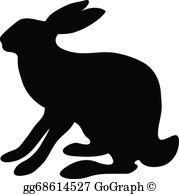 Hare Clip Art.