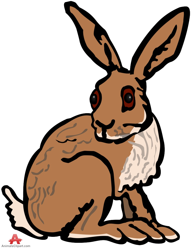 Hare clipart 8 » Clipart Station.