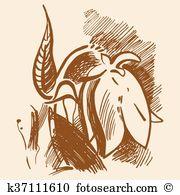 Harebell Clipart Vector Graphics. 85 harebell EPS clip art vector.