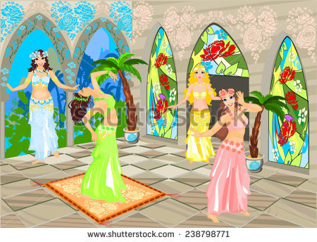 Harem free vector download (1 Free vector) for commercial use.